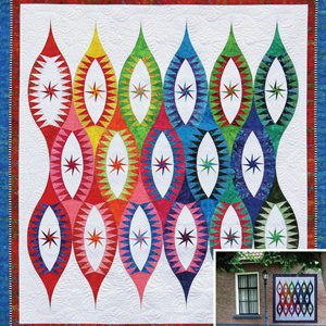 Arabian Nights Pattern by Jacqueline de Jonge