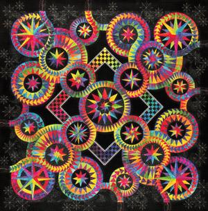 Catch Me If You Can Pattern by Jacqueline de Jonge