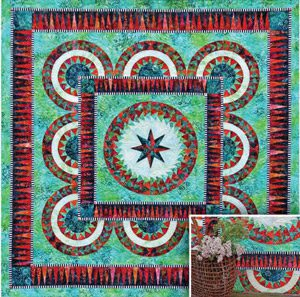 Day Dream Pattern by Jacqueline de Jonge