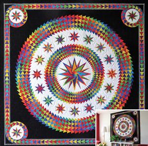Imagine Pattern by Jacqueline de Jonge
