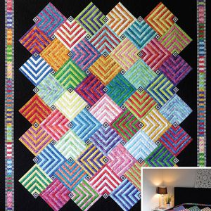 Labyrinth Pattern by Jacqueline de Jonge