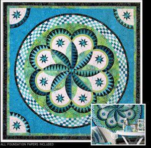 Spring Fever Pattern by Jacqueline de Jonge