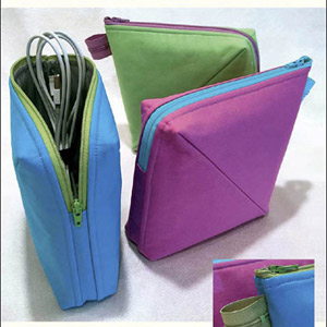 Bendy Bag Pattern by Joan Hawley