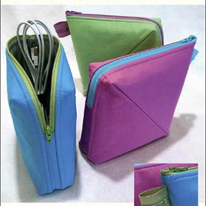 Bendy Bag Pattern by Joan Hawley