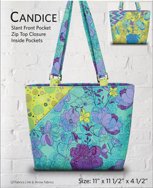 Candice Purse Pattern by Joan Hawley
