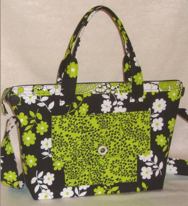 The City Bag Pattern by Joan Hawley