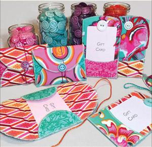 Gifty Card Holders Pattern by Joan Hawley