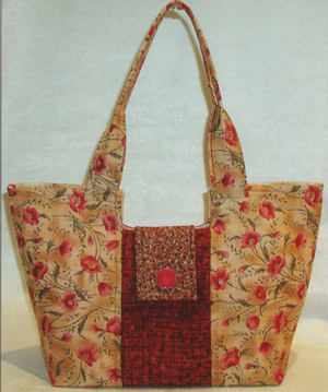 Gracie Handbag Pattern by Joan Hawley