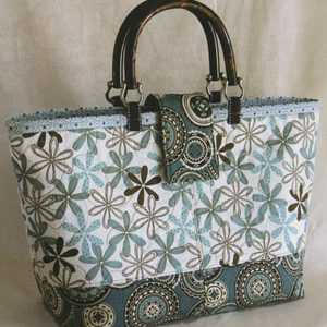 Mini Miranda Bag Pattern by Joan Hawley