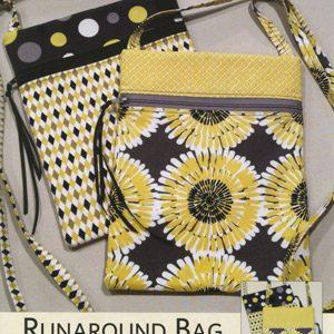 Runaround Bag Pattern by Joan Hawley