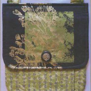 Sassy Bag Pattern by Joan Hawley