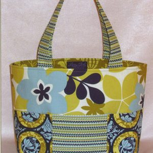 Whimsy Bag Pattern by Joan Hawley