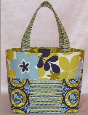 Whimsy Bag Pattern by Joan Hawley