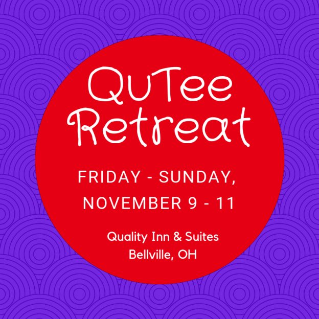 QuTee Retreat November 2018