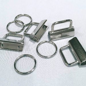 Fobio Hardware 4ct Nickel