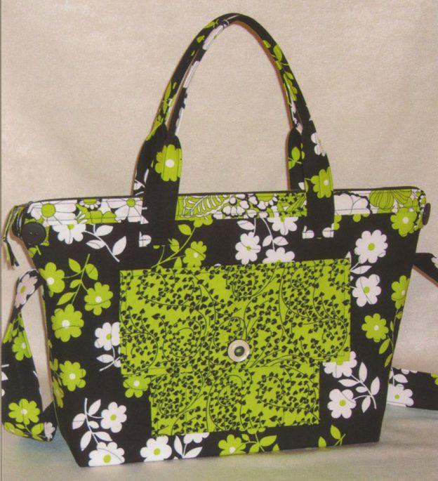 The City Bag Pattern by Joan Hawley