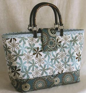 Mini Miranda Bag Pattern by Joan Hawley
