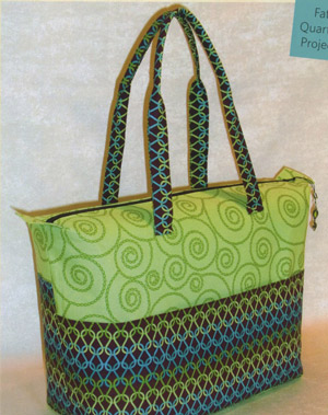 Summer Tote Pattern by Joan Hawley