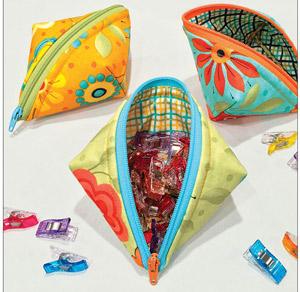 Sweetpea Pods Pattern by Joan Hawley