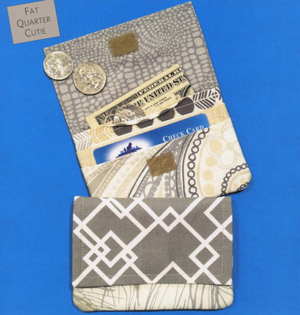Wonder Wallet Pattern by Joan Hawley