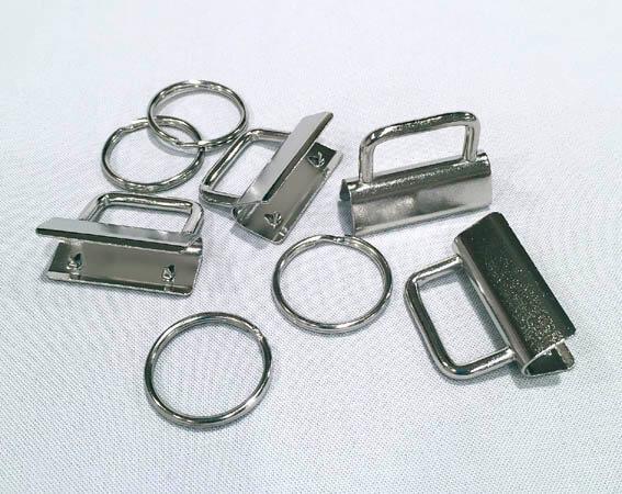 Fobio Hardware 4ct Nickel